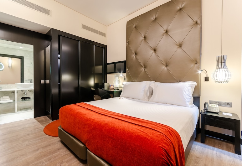 Hotel Santa Justa Lisboa, Lissabon, Comfort-værelse (Interior), Værelse