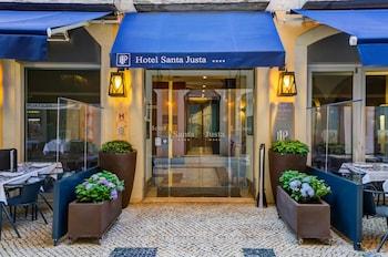 Fotografia do Hotel Santa Justa Lisboa em Lisboa