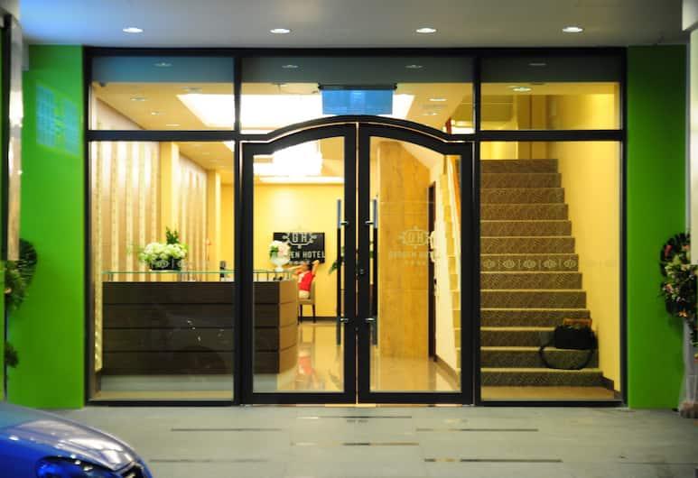 Garden Hotel Taichung, Taichung, Előterasz