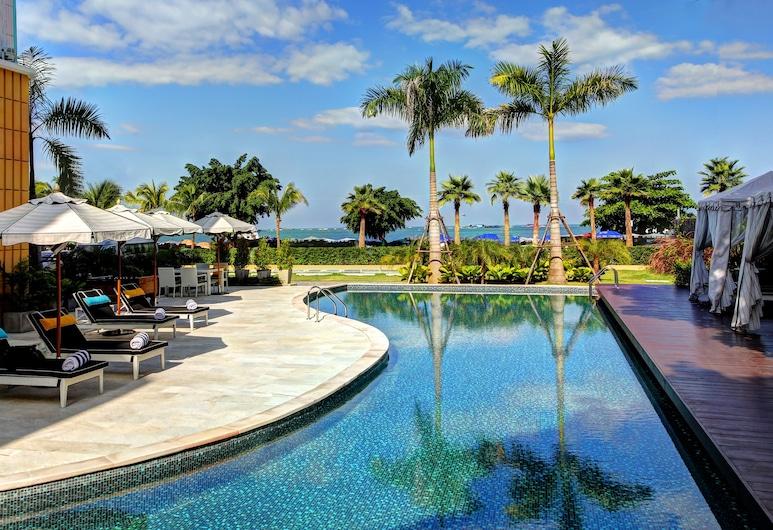 芭堤雅海浪酒店, 芭堤雅, 室外泳池