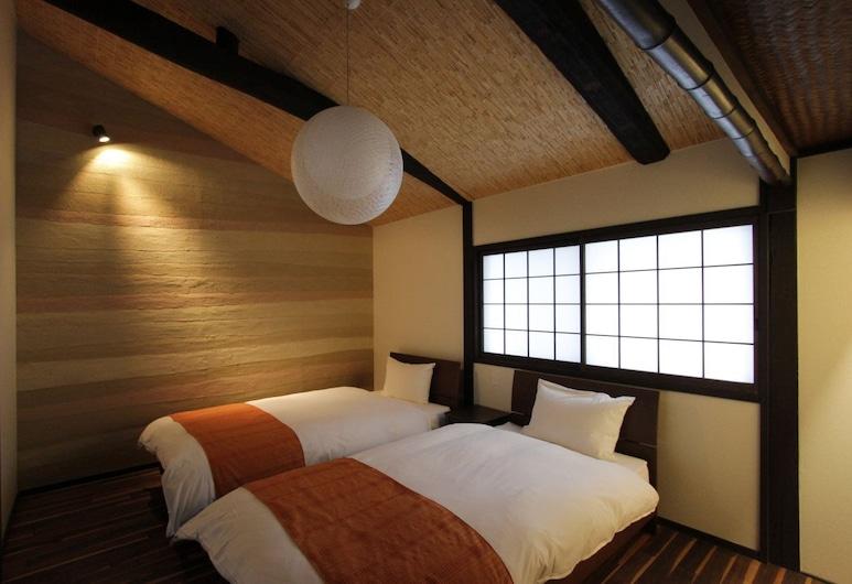 安組安町屋渡假飯店, Kyoto, 聯排別墅, 客房