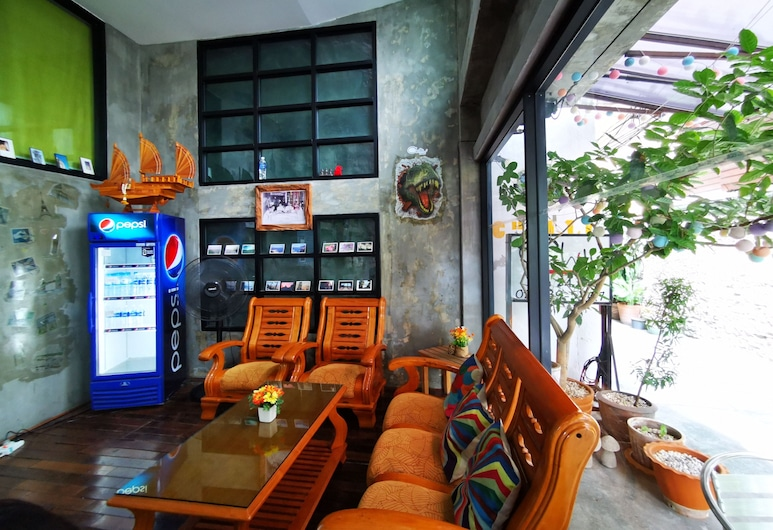 The Chilli Bangkok, Μπανγκόκ, Ρεσεψιόν