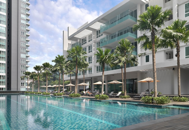 Lanson Place Bukit Ceylon, Kuala Lumpur, Pool