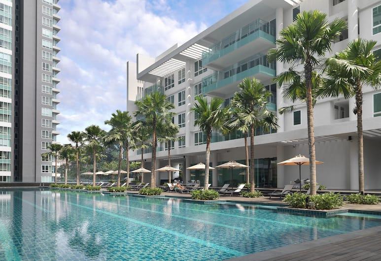 逸蘭武吉錫朗服務式公寓式飯店, 吉隆坡, 游泳池