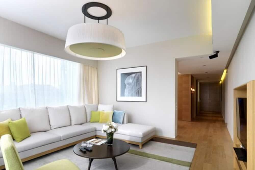 Apartment, 3 Bedrooms (Residensi (Flexi check-in/check out)) - Ruang Tamu