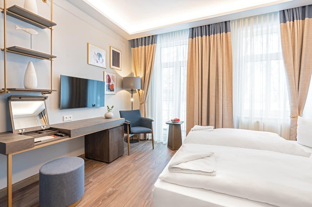 Comfort - kahden hengen huone, Parveke - Oleskelualue