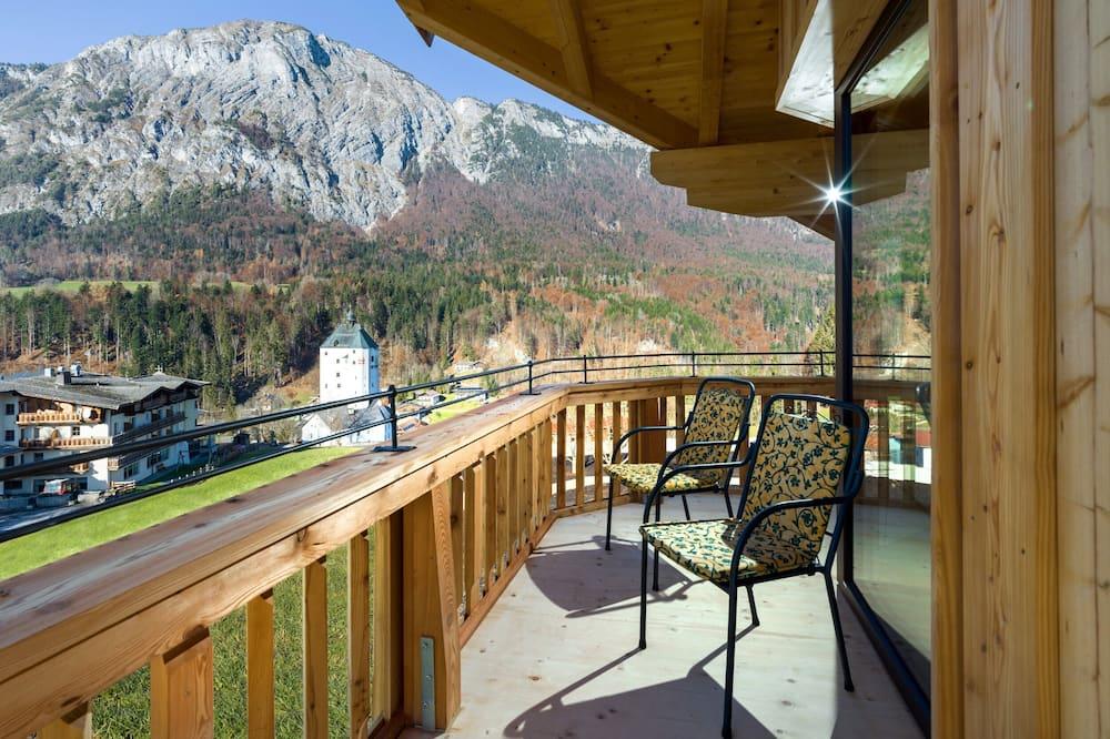 Chalet, Mountain View - Balcony