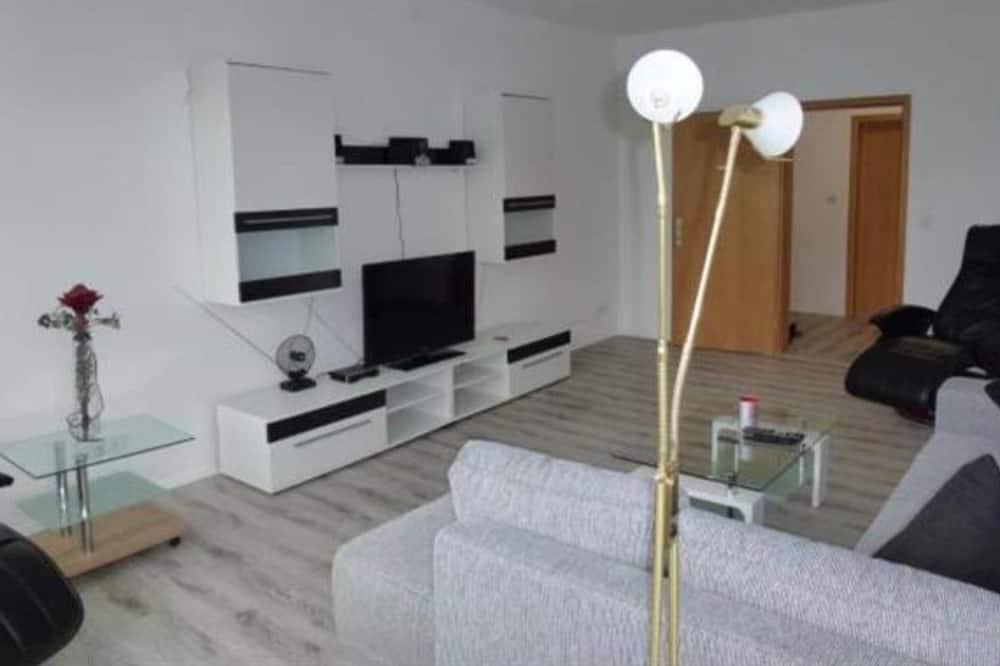 Appartement (Kurparkblick) - Coin séjour