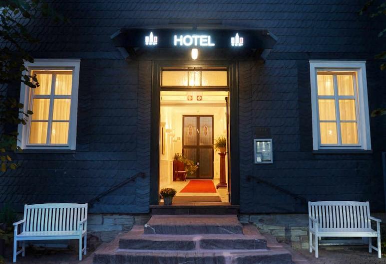 Hotel Snorrenburg, Būrbaha