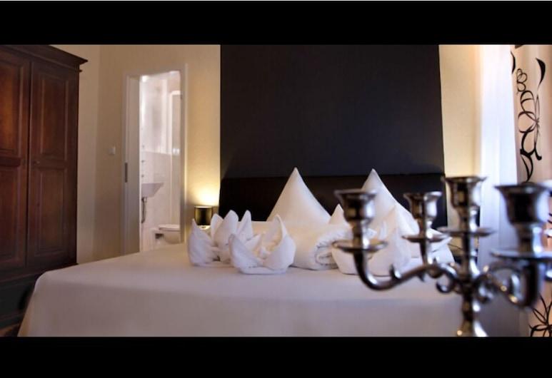 Hotel Riviera, Ludwigsburg, Pokoj s dvoulůžkem nebo 2 jednolůžky, Pokoj