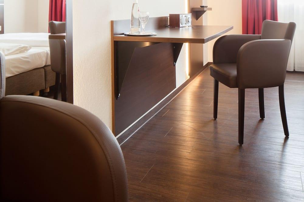 Comfort tweepersoonskamer, voor 1 persoon, niet-roken - Woonruimte