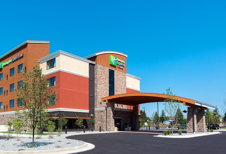 Holiday Inn Express Hotel & Suites Butte, Butte