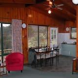 Cottage, vista valle - Pasti in camera