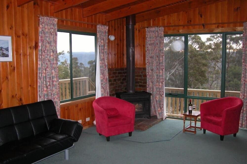Cottage, vista valle - Area soggiorno