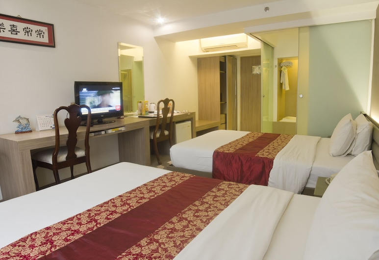 The E-Hotel Makati, Makati, Deluxe-herbergi, Herbergi
