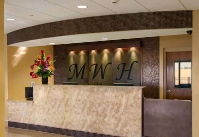 Marble Waters Hotel & Suites, Jacksonville, Reception