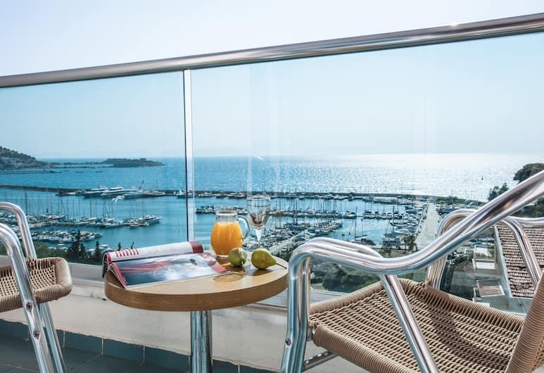 Marina Hotel &Suites, Kuşadası, Deluxe Room (for 2 people), Balkon