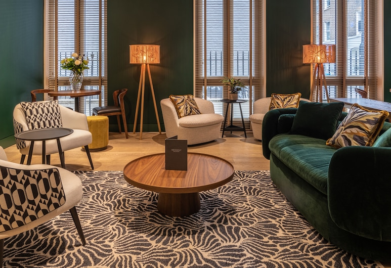 The Resident Soho, London, Lobby lounge