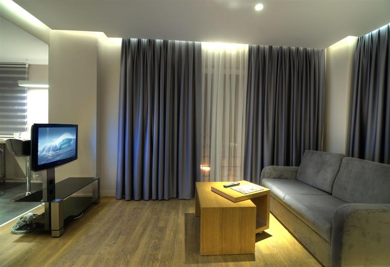 Endless Suites Taksim, Istanbul, Phòng Suite, Góc (Single Use), Phòng