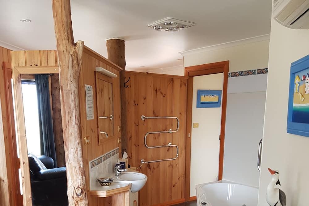 Panoramic tuba, mullivanniga - Vannituba