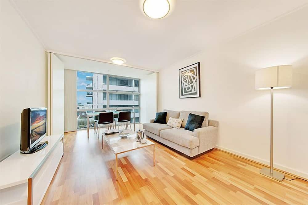 One Bedroom Executive Apartment - Living Area