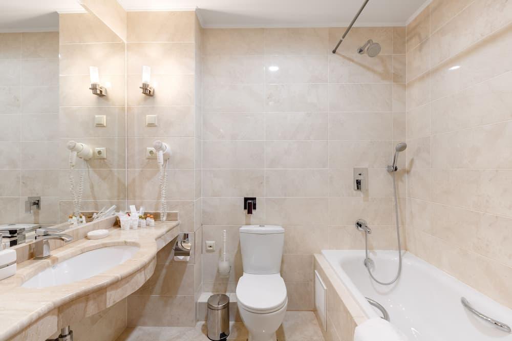 奢華公寓, 2 間臥室 - 浴室