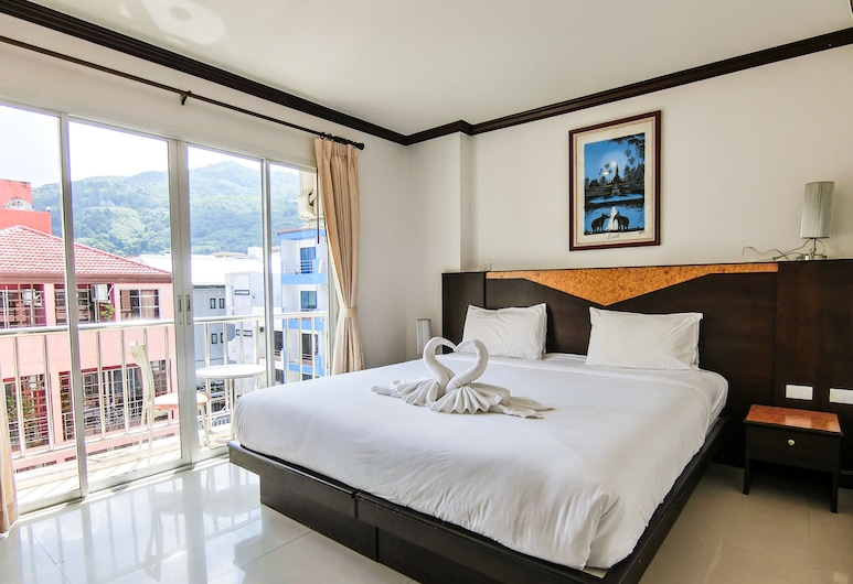 Hollywood Inn Love, Patong, Deluxe Double Room, Balcony, Guest Room