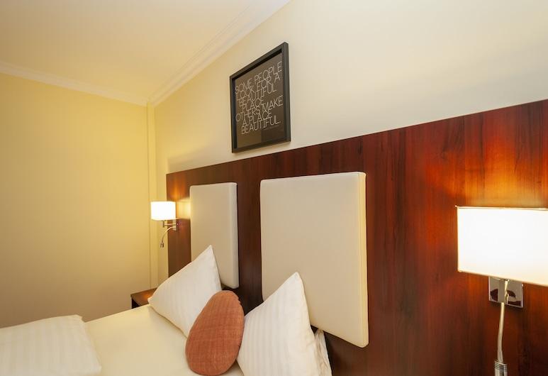 Hotel Grüne Tanne, Hamburg, Comfort-Doppelzimmer, 1King-Bett, Zimmer