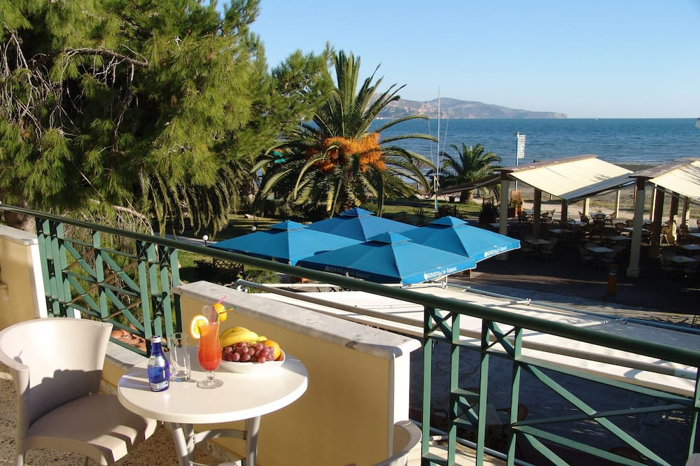 Family Δωμάτιο, Μπαλκόνι, Θέα στη Θάλασσα - Μπαλκόνι