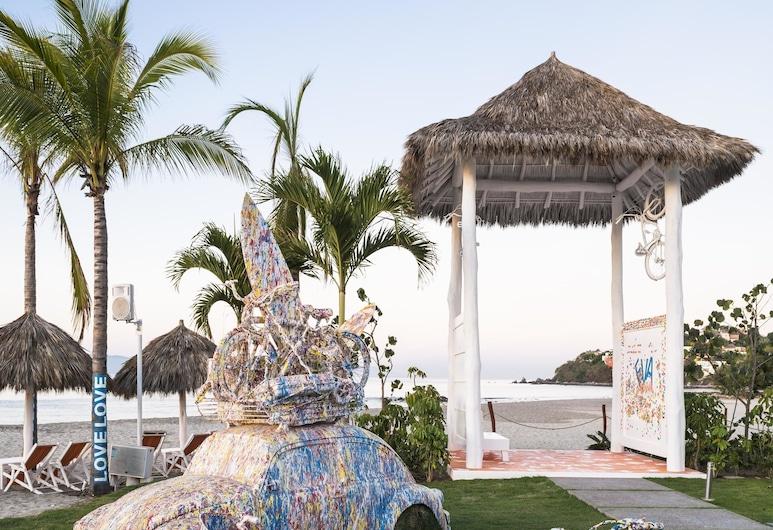 Grand Matlali Hills Resort & Spa Natural Experiences, La Cruz de Huanacaxtle, Area per matrimoni all'aperto