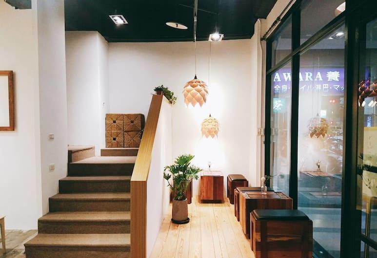 長富時尚旅店, 台北市, 大廳休息區