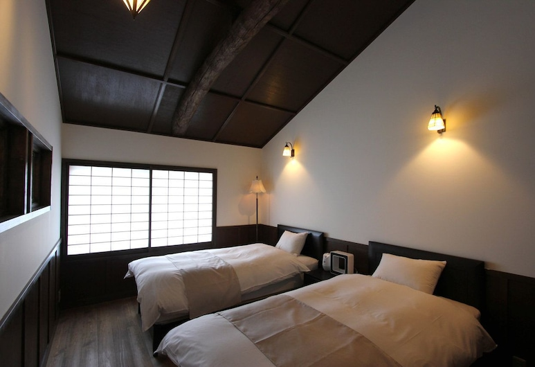 하토바-안 마치야 레지던스 인, Kyoto, 타운홈, 객실