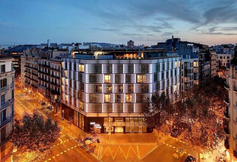 Olivia Balmes Hotel, Barcelona, Quarto design, Vista (do quarto)
