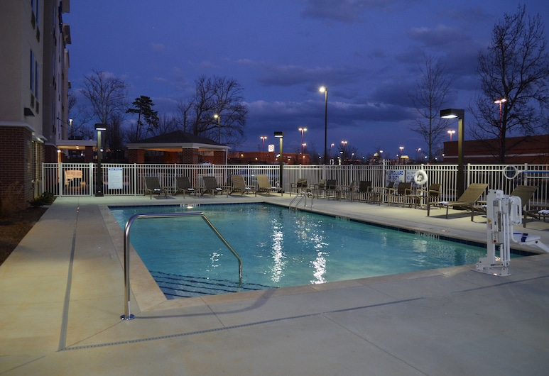 Candlewood Suites Greenville, Greenville, Bazén