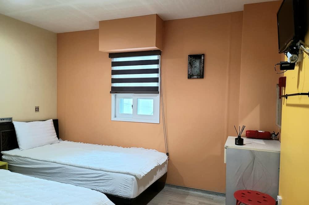 豪華雙床房 - 客廳