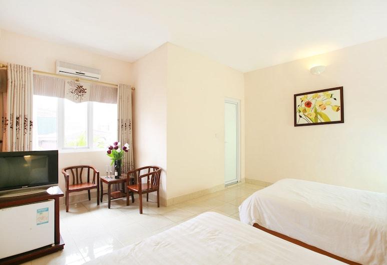 Especen Hotel, Hanojus, Kambarys šeimai, 1 miegamasis, vaizdas į miestą, Svečių kambarys