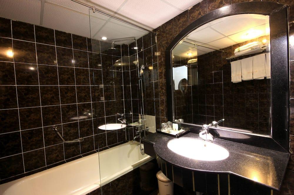 슈피리어룸 (With Window) - 욕실
