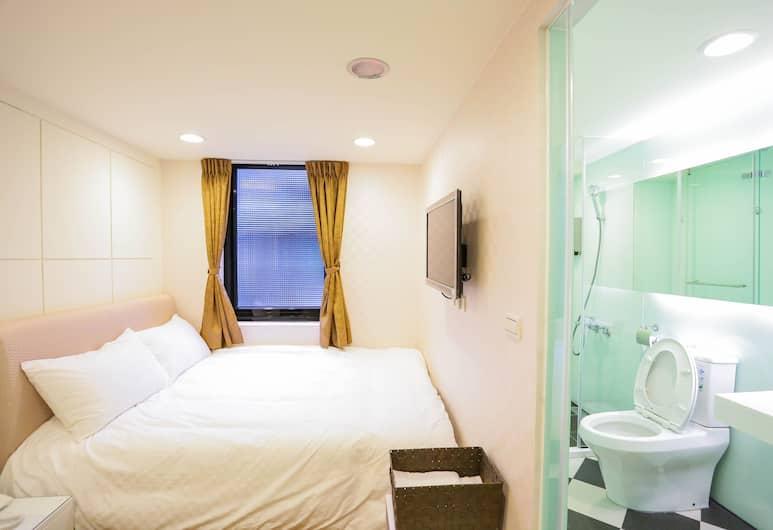 Jade Hotel, Naujasis Taipėjus, standartinis dvivietis kambarys, Svečių kambarys