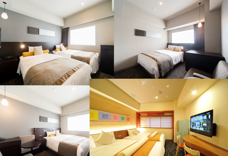 Hiroshima Washington Hotel, Hiroshima, Run of House, Guest Room