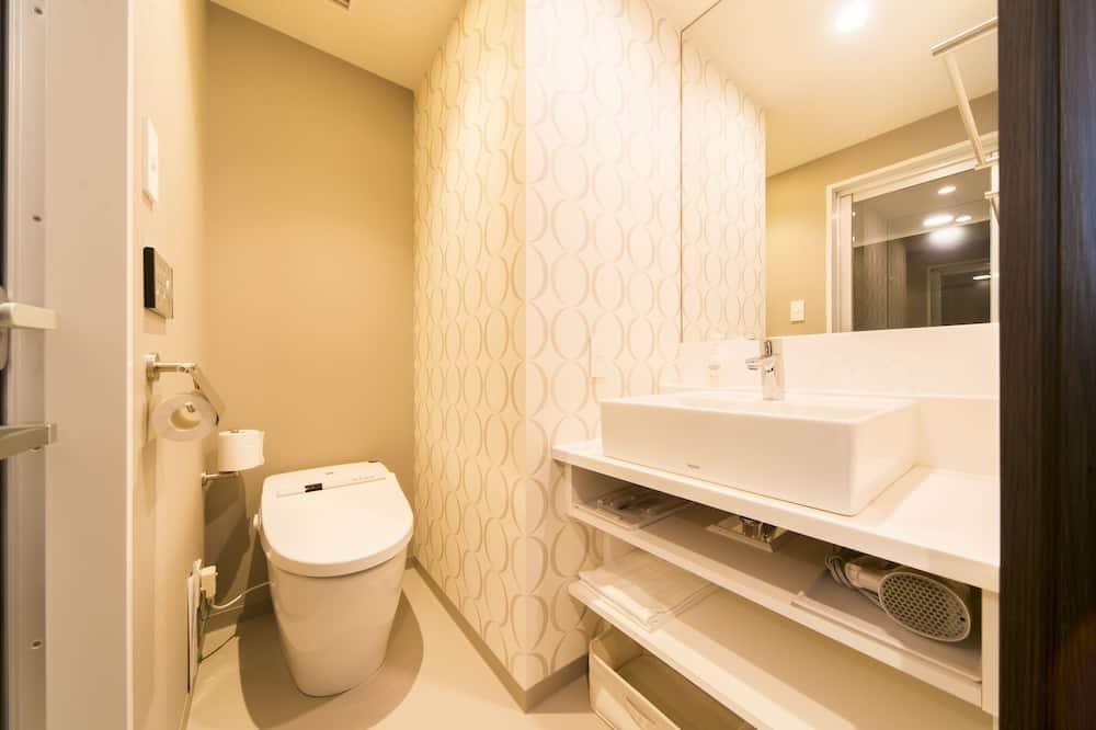 חדר זוגי, ללא עישון (Semi-Double, Room Only) - חדר רחצה