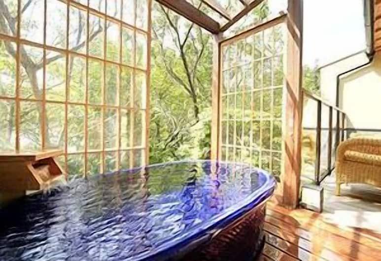萬葉若草之宿, 奈良, 浸泡式浴缸