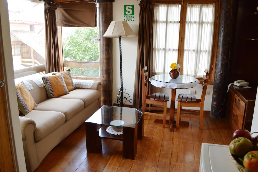 Apartamento (2 Pax) - Bilik Rehat