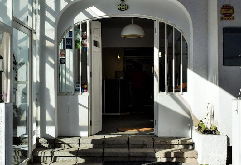 Casa Fusión, La Paz, Entrée de l'hôtel