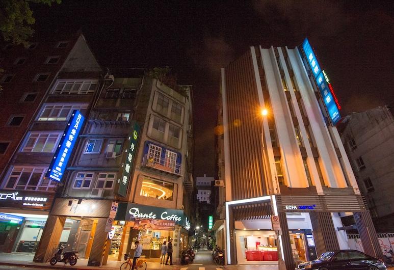 ECFA Hotel Ximen, Taipei, Terrein van accommodatie