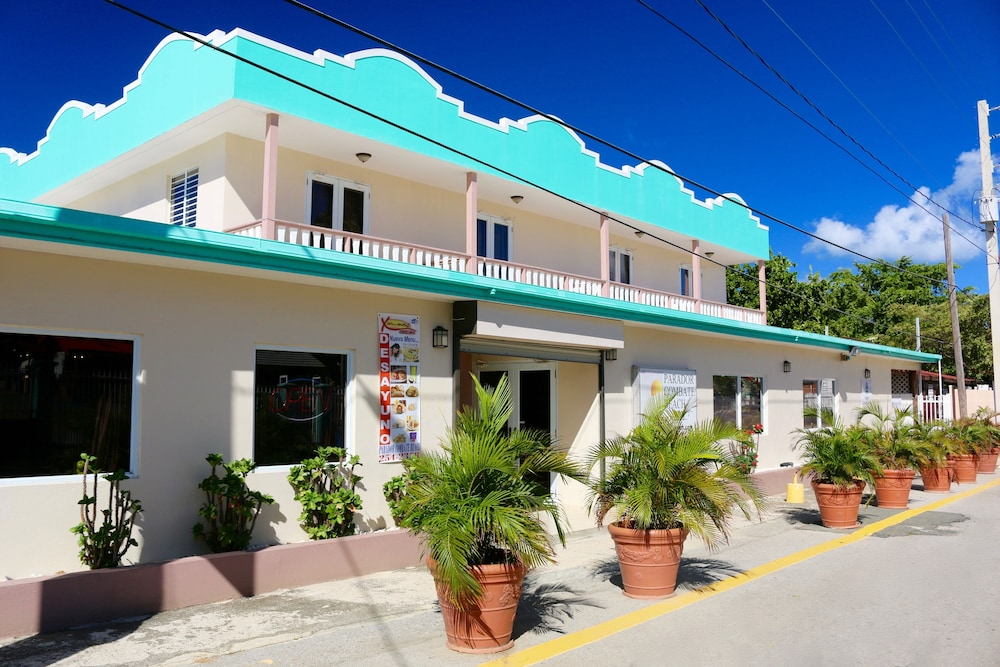 Combate Beach Resort Cabo Rojo
