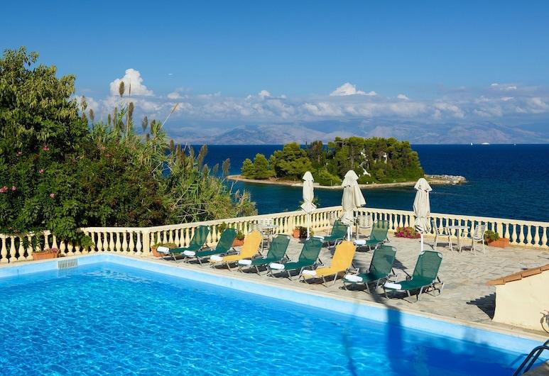 Pontikonisi Hotel, Corfu