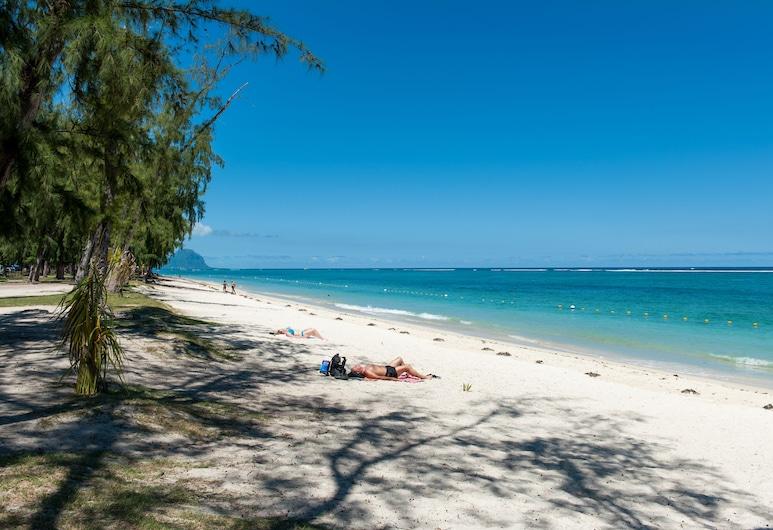 Seavilla Mauritius, Flic-en-Flac, Pláž