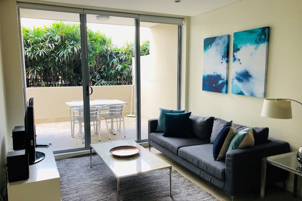 Two Bedroom Executive Apartment - Living Area
