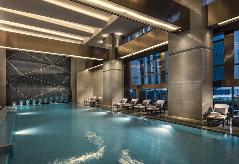 Four Seasons Hotel Shenzhen, Shenzhen, Krytý bazén