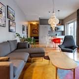 Economy-Apartment - Wohnbereich
